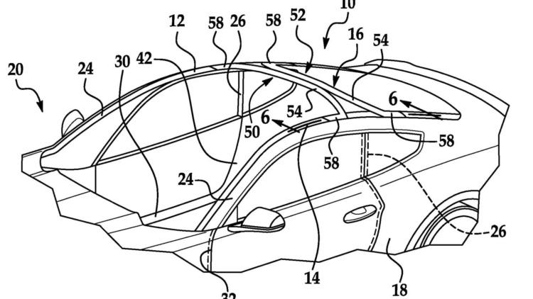 Автопроизводитель Ford разработал уникальное лобовое стекло, поражающее своей величиной