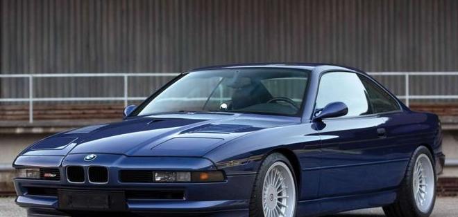 30-річний BMW з незначним пробігом оцінили в 350 тисяч євро