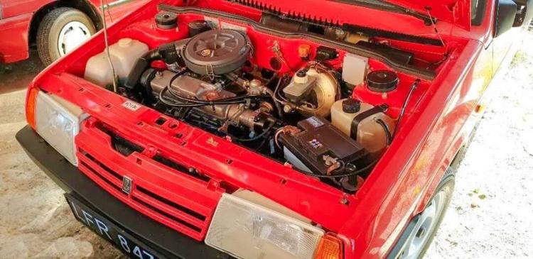 В Європі продають 25-річний ВАЗ-2108 майже без пробігу