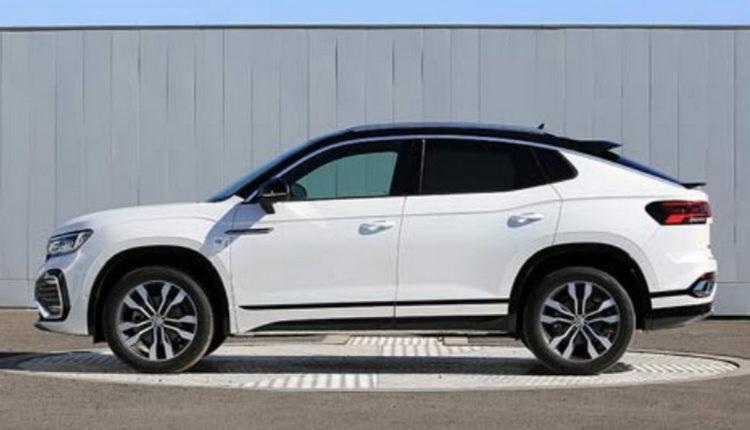 Volkswagen розсекретив новий купеподібний кросовер Tayron X (ФОТО)