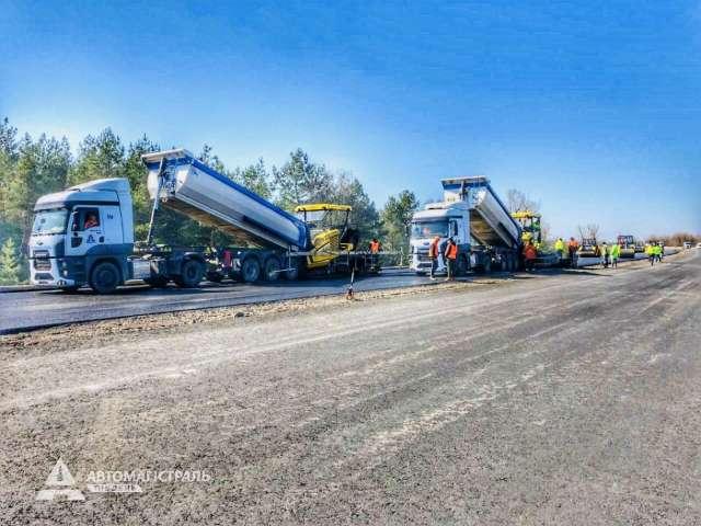 В Україні завершується будівництво нової швидкісної автомагістралі