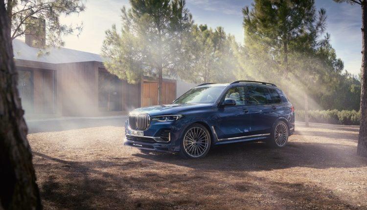 Компания BMW представила внедорожник, который разгоняется до «сотни» за 4 секунды (ФОТО)