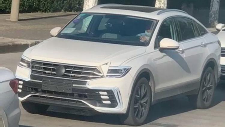В Китае проходят испытания нового Volkswagen Tiguan: появились свежие снимки (ФОТО)