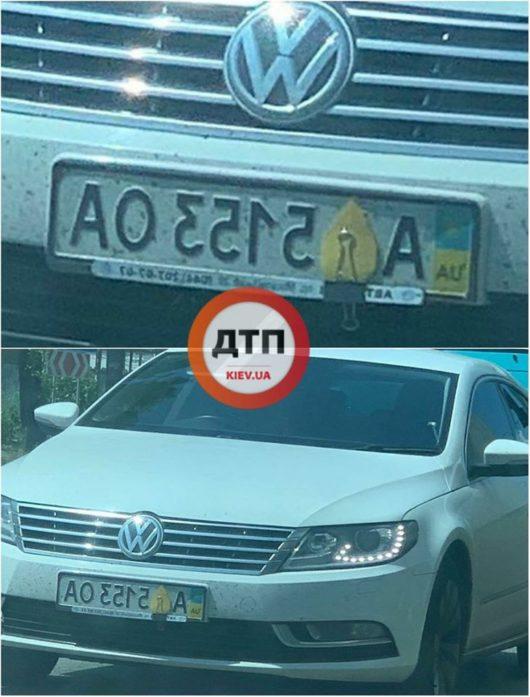 Українські водії продемонстрували, як обманювати систему автофіксацій порушень ПДР