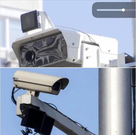 Украинцам показали, как выглядят камеры, фиксирующие превышение скорости