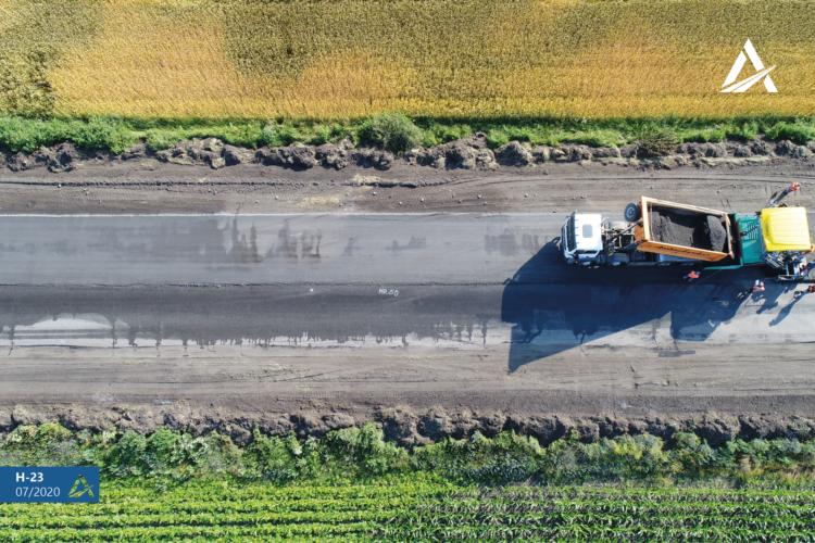 В Україні почали ремонтувати одну з найгірших доріг