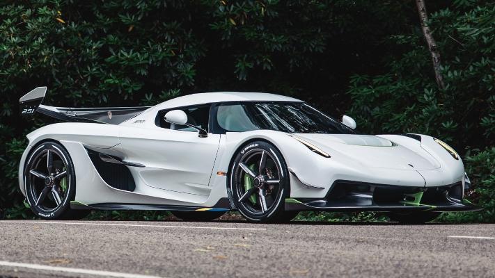 Покупателям Koenigsegg Jesko предлагают опцию по цене нового Lamborghini Aventador 1