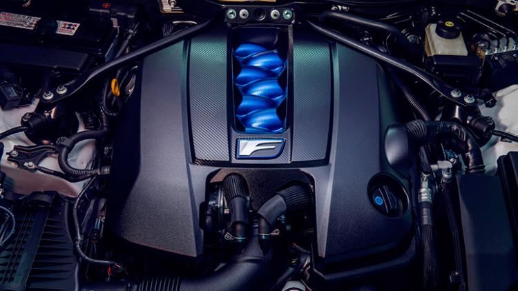 Toyota прекратила разработку моторов V8 1