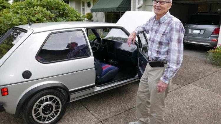 Справжній фанат: американець за все життя купив більше 40 автомобілів Volkswagen