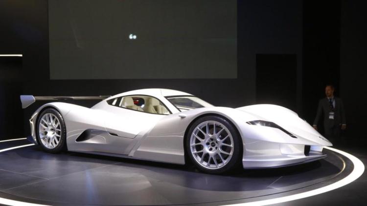 ТОП-10 найшвидших електрокарів у світі